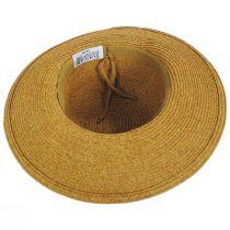 Chiffon Scarf Toyo Straw Sun Hat alternate view 4