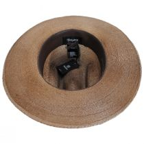 Vasquez Mexican Palm Straw Cowboy Hat alternate view 4