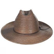 Vasquez Mexican Palm Straw Cowboy Hat alternate view 6