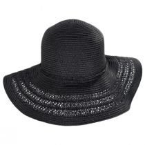 Vent Brim Toyo Straw Swinger Sun Hat alternate view 2