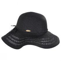 Vent Brim Toyo Straw Swinger Sun Hat alternate view 3