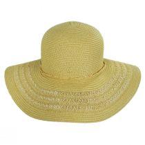 Vent Brim Toyo Straw Swinger Sun Hat alternate view 10
