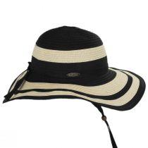Ribbon and Toyo Straw Swinger Sun Hat alternate view 3