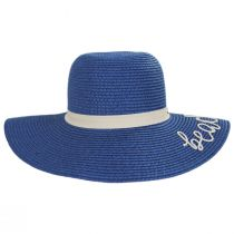 Beach Please Toyo Straw Swinger Sun Hat alternate view 6