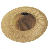 Costa Nova Toyo Straw Safari Fedora Hat alternate view 4