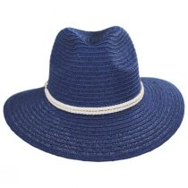 Costa Nova Toyo Straw Safari Fedora Hat alternate view 6