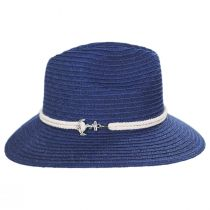 Costa Nova Toyo Straw Safari Fedora Hat alternate view 7