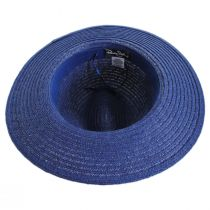 Costa Nova Toyo Straw Safari Fedora Hat alternate view 8