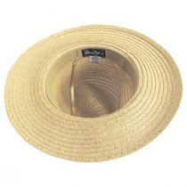 Costa Nova Toyo Straw Safari Fedora Hat alternate view 12