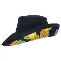 Pineapple Cotton Sun Hat alternate view 7