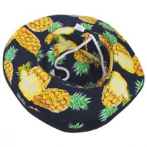 Pineapple Cotton Sun Hat alternate view 8