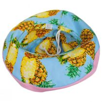 Pineapple Cotton Sun Hat alternate view 12