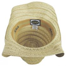 Barese Toyo Straw Western Hat alternate view 4