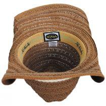 Barese Toyo Straw Western Hat alternate view 8