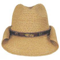Alessi Toyo Straw Western Hat alternate view 6