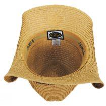 Alessi Toyo Straw Western Hat alternate view 4