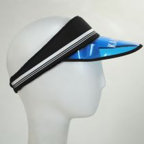 Retro Cotton Blend Visor alternate view 6