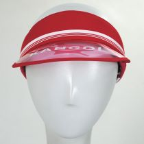 Retro Cotton Blend Visor alternate view 2