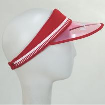 Retro Cotton Blend Visor alternate view 3