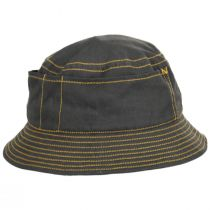 Workwear Cotton Bucket Hat alternate view 2