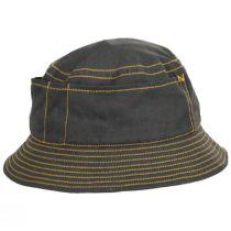 Workwear Cotton Bucket Hat alternate view 6