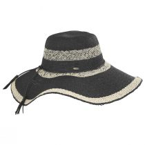 Vecchia Toyo Straw Swinger Sun Hat alternate view 3
