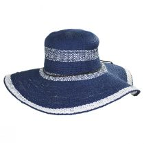 Vecchia Toyo Straw Swinger Sun Hat alternate view 2