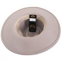 Colorado Ultra Wide Brim Wool Felt Fedora Hat alternate view 14