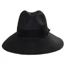 Granada Toyo Straw Fedora Hat alternate view 2