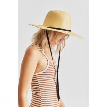 Frances Toyo Straw Sun Hat alternate view 4