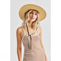 Frances Toyo Straw Sun Hat alternate view 17