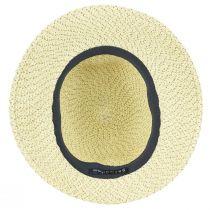 Franoise Toyo Braid Cloche Hat alternate view 5