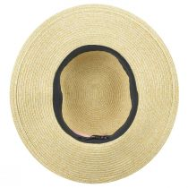 Claudine Toyo Braid Boater Hat alternate view 5