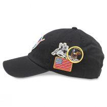 NASA Foley Strapback Baseball Cap Dad Hat alternate view 2