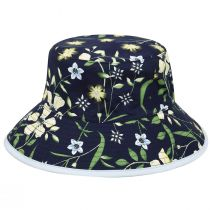 Florence Reversible Cotton Bucket Hat alternate view 2