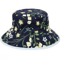 Florence Reversible Cotton Bucket Hat alternate view 5