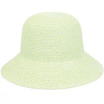 Gossamer Toyo Straw Blend Cloche Hat alternate view 14