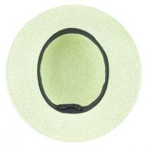 Gossamer Toyo Straw Blend Cloche Hat alternate view 12