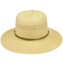 River Panama Straw Roll-Up Hat alternate view 2