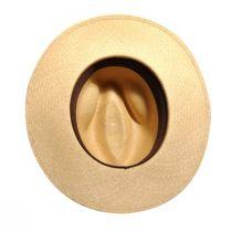 Player Panama Straw Fedora Hat alternate view 12