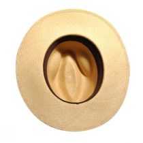 Player Panama Straw Fedora Hat alternate view 12