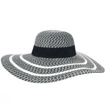 Beatrice Toyo Blend Braid Swinger Sun Hat alternate view 2