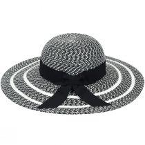 Beatrice Toyo Blend Braid Swinger Sun Hat alternate view 3
