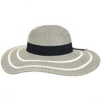 Beatrice Toyo Blend Braid Swinger Sun Hat alternate view 6