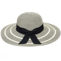 Beatrice Toyo Blend Braid Swinger Sun Hat alternate view 7