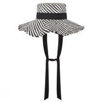 Nadine Toyo Straw Floppy Sun Hat alternate view 2