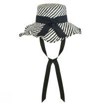 Nadine Toyo Straw Floppy Sun Hat alternate view 3
