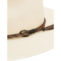 Weltmeyer Panama Straw Crossover Hat alternate view 6