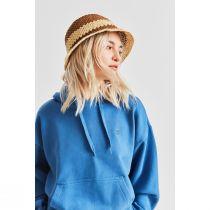 Essex Crochet Raffia Straw Bucket Hat alternate view 2
