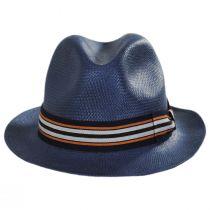 Orleans Toyo Straw Fedora Hat alternate view 6